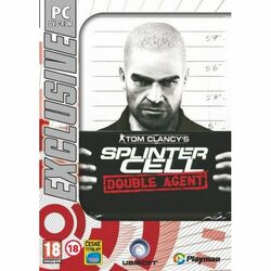 Tom Clancy's Splinter Cell: Double Agent CZ
