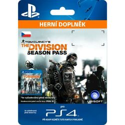 Tom Clancy's The Division CZ (CZ Season Pass) na progamingshop.sk