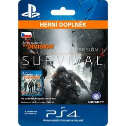 Tom Clancy's The Division CZ (CZ Survival) na progamingshop.sk