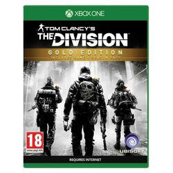 Tom Clancy's The Division (Gold Edition) na progamingshop.sk
