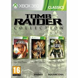 Tomb Raider Collection na progamingshop.sk