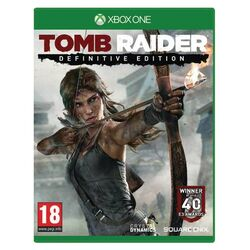 Tomb Raider (Definitive Edition)