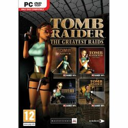 Tomb Raider: The Greatest Raids