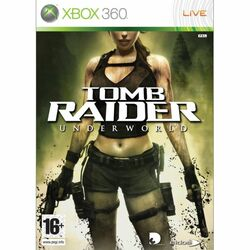 Tomb Raider: Underworld na progamingshop.sk
