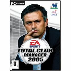 Total Club Manager 2005 na progamingshop.sk
