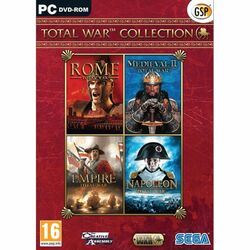 Total War Collection CZ na progamingshop.sk