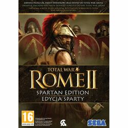 Total War: Rome 2 CZ (Spartan Edition)