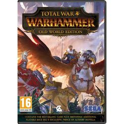 Total War: Warhammer CZ (Old World Edition) na progamingshop.sk