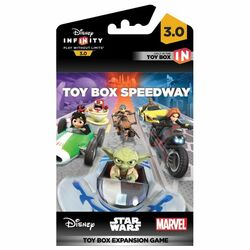 Toy Box Speedway (Disney Infinity 3.0: Play Without Limits)