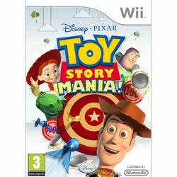 Toy Story Mania! na progamingshop.sk