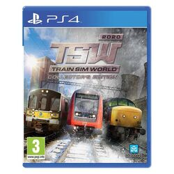 Train Sim World 2020 (Collector's Edition) na progamingshop.sk