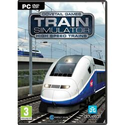 Train Simulator: High Speed Trains na progamingshop.sk