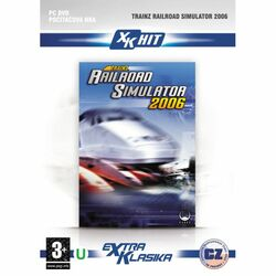 Trainz Railroad Simulator 2006 CZ