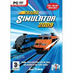 Trainz Simulator 2009 na progamingshop.sk