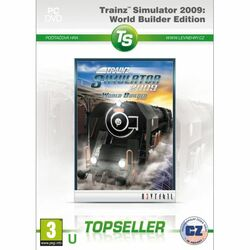 Trainz Simulator 2009: World Builder Edition CZ