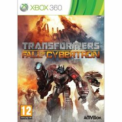 Transformers: Fall of Cybertron na progamingshop.sk
