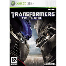 Transformers: The Game na progamingshop.sk