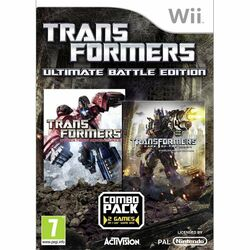 Transformers Ultimate Battle Edition (Combo Pack)
