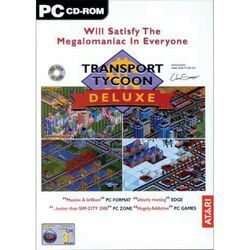 Transport Tycoon Deluxe na progamingshop.sk
