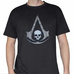 Tričko Assassin's Creed 4: Black Flag L