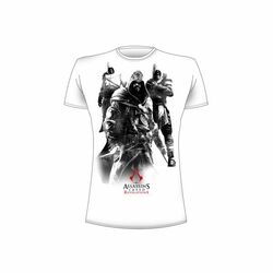 Trièko Assassin's Creed: Revelations, white XL na progamingshop.sk