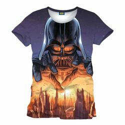 Trièko Star Wars: Vader Menace XL