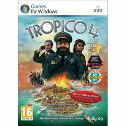 Tropico 4 (Exclusive Special Edition)