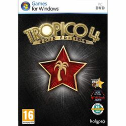 Tropico 4 (Gold Edition) na progamingshop.sk