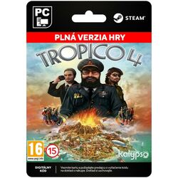Tropico 4 [Steam]