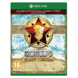 Tropico 5 (Complete Collection)