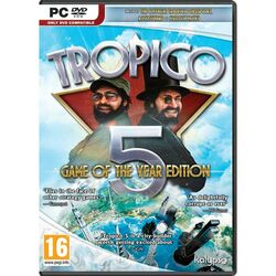 Tropico 5 (Game of the Year Edition)