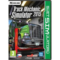 Truck Mechanic Simulator 2015 CZ na progamingshop.sk