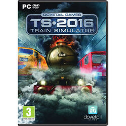TS 2016: Train Simulator