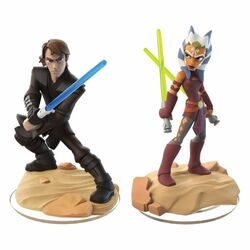 Twilight of the Republic Play Set Pack (Disney Infinity 3.0: Play Without Limits)