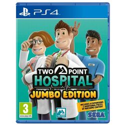 Two Point Hospital (Jumbo Edition)
