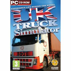 UK Truck Simulator na progamingshop.sk