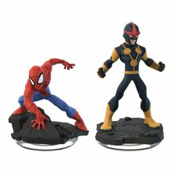 Ultimate Spider-Man Play Set Pack (Disney Infinity 2.0: Marvel Super Heroes)