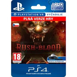 Until Dawn: Rush of Blood (CZ) na progamingshop.sk