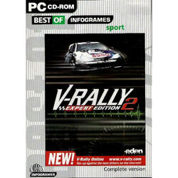 V-Rally 2 Expert Edition (Best of Infogrames)