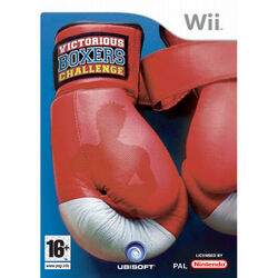 Victorious Boxers: Challenge