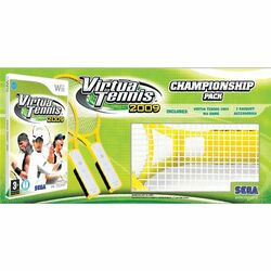 Virtua Tennis 2009 (Championship Pack) na progamingshop.sk