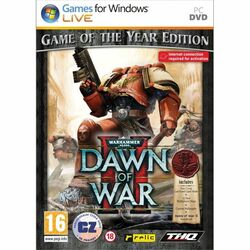 Warhammer 40,000: Dawn of War 2 CZ (Game of the Year Edition)