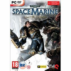 Warhammer 40,000: Space Marine CZ (Limited Edition)