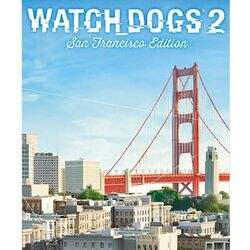 Watch_Dogs 2 CZ (San Francisco Edition) na progamingshop.sk