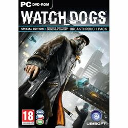 Watch_Dogs CZ (Special Edition) na progamingshop.sk
