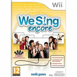 We Sing: Encore