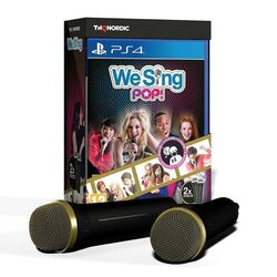 We Sing Pop! (Microphone Bundle)