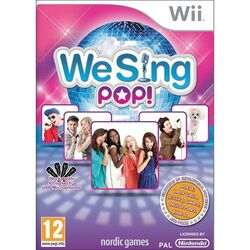 We Sing: Pop!