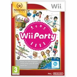 Wii Party na progamingshop.sk