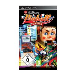Williams Pinball Classics na progamingshop.sk